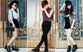 Đã mắt với với street style cá tính của giới trẻ Sài Thành