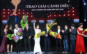 """""""Thần Tượng"""" thắng 6 giải Cánh Diều Vàng, đạo diễn Quang Huy... vô cảm"""