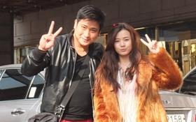 Midu và Minh Tiệp khoe ảnh chuyến đi Hàn Quốc