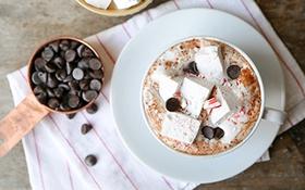 Làm kẹo marshmallow 2 lớp vị trà nhâm nhi ngày mưa
