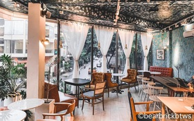 Khám phá Coco Outpost Specialty Coffee nơi check-in quen thuộc của Hot Instagram