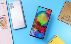 Hết đột phá này đến đột phá khác, Samsung Galaxy A51|A71 chưa bao giờ làm người trẻ hết thích thú