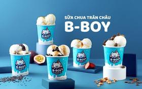 Sữa chua trân châu B-Boy của Diệp Lâm Anh chưa khai trương đã thu hút sự quan tâm của giới trẻ Hà thành