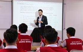 Đại học Quốc tế Hồng Bàng nhận xét tuyển bằng điểm đánh giá năng lực ĐHQG từ 600 điểm