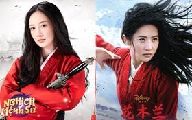 """""""Lưu Diệc Phi xinh nhưng chúng tôi rất tiếc, Jun Vũ ăn chặt"""": Cuộc bình chọn giữa 2 phiên bản Hoa Mộc Lan và cái kết bất ngờ!"""
