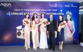 AQUA Việt Nam công bố Đỗ Thị Hà - Hoa hậu Việt Nam 2020 là đại sứ thương hiệu năm 2021