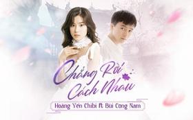 """""""Hầm hố"""" một hôm thôi, Hoàng Yến Chibi đã về lại style nhẹ nhàng, cùng Bùi Công Nam nên duyên trong MV mới rồi kìa"""
