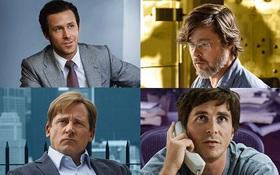3 bộ phim tranh giải Oscar ghi dấu bởi kịch bản chuyển thể xuất sắc