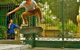 """Linh Bé: """"Muốn chơi skateboard, phải biết kiên trì và không ngại thử thách"""""""
