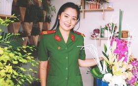 Ghé tiệm hoa cực dễ thương của nữ cảnh sát trẻ