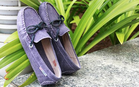 Superga ra mắt các mẫu giày Moccasin FW15 mới