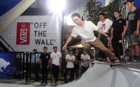 Vans Go Skateboarding Day - Thổi bùng đam mê trượt ván