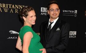 """Sao """"Iron Man"""" Robert Downey Jr. lên chức bố lần 3"""
