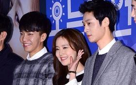 Loạt sao Hàn nô nức khoe sắc trong sự kiện đầu năm