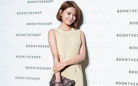 Sooyoung (SNSD) tóc ngắn, Goo Hara như búp bê sáp giữa dàn sao