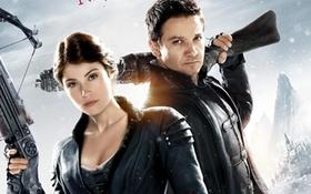 """Hawkeye"" Jeremy Renner đi săn phù thủy"