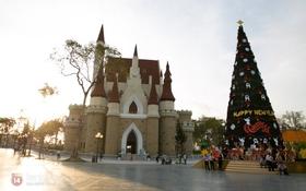 Cận cảnh địa điểm tổ chức Vòng chung kết Hoa hậu Việt Nam 2014
