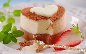 Mousse chocolate - sữa chua ngon mê li