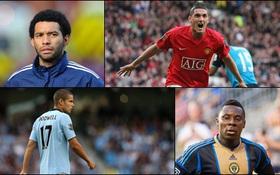 Những ngôi sao xẹt bị lãng quên của bóng đá thế giới