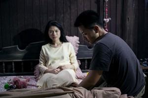 """Ngọc Thanh Tâm bật khóc vì bị khán giả nghi ngờ mua vai nữ chính trong """"Đảo của dân ngụ cư"""""""
