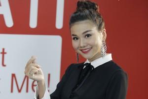"""Lần đầu tiên, Thanh Hằng giải thích lý do nổi giận chĩa kéo vào mặt Song Luân trên phim trường """"Mẹ chồng"""""""