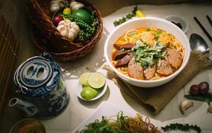 """Trải nghiệm cuộc thi """"Ăn khỏe nhất Sài Gòn cùng sao"""""""