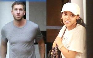 """Calvin Harris tận hưởng bữa tối cùng """"bạn gái tin đồn"""" sau scandal với Taylor"""