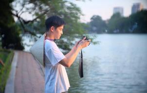 """Khung cảnh Hà Nội liên tục xuất hiện trong phim Thái """"Lovey Dovey Series"""""""