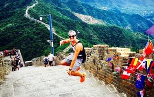 Chàng trai 21 tuổi một mình đi du lịch đến 65 quốc gia