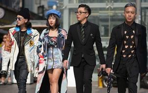 """Mới 2 ngày """"đổ bộ"""" Tuần lễ thời trang Seoul, fashionista Việt đã thể hiện cực hay như thế này!"""