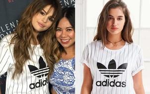 Selena Gomez liên tục diện đồ chỉ vài trăm ngàn đồng mà vẫn xinh