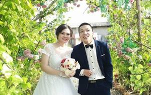 """Đám cưới trong mơ của """"thủ lĩnh Tân Lì"""" và niềm hạnh phúc khi chờ đón con trai đầu lòng"""