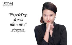 Giám khảo Next Top Model Hà Đỗ bất ngờ làm đại sứ thương hiệu ADIVA