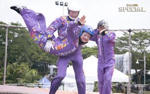 Hoàng Thùy Linh tiết lộ bí quyết bay với Wind Tunnel
