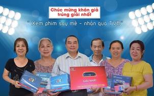 Cơ hội cuối cùng cho fan SCTV9 dự sinh nhật TVB
