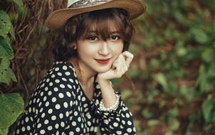 """Kim Chi – Cô nàng vừa xinh đẹp vừa tài năng của series phim """"Cấp 3"""""""