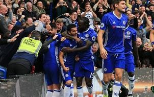 Chelsea áp sát top đầu sau màn hủy diệt Man Utd