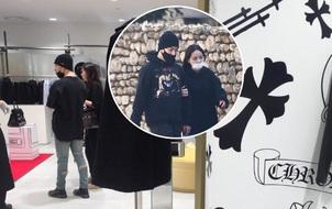 Taeyang lại đưa bạn gái Min Hyo Rin đi du lịch hẹn hò tại Nhật Bản