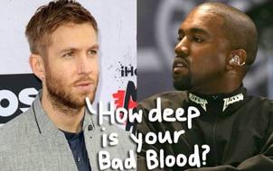Màn hợp tác trong mơ của các Taylor Swift anti-fan là đây: Calvin Harris + Kanye West