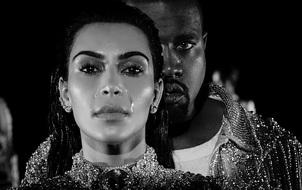 Vợ chồng Kanye Kim dàn dụa nước mắt trong MV mới