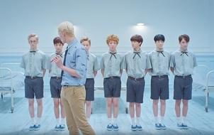 """Boygroup """"thiếu nhi"""" nhà SM tung MV đầy """"hường phấn"""""""
