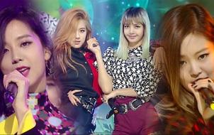 Thất bại trước EXO nhưng không sao, vì sân khấu của Black Pink quá chất!