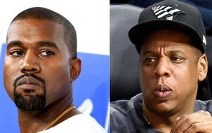 Kanye chửi Jay-Z trong concert vì Kim bị cướp mà không đến nhà thăm