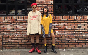 """Châu Bùi và bạn trai khoe ảnh du lịch siêu """"chất"""" tại Hàn Quốc"""