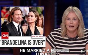 """Bạn thân Jennifer Aniston gây tranh cãi vì miệt thị Angelina Jolie là """"đồ điên"""""""