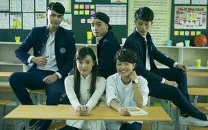 """Hé lộ lớp học mỹ nam của Midu và Harry Lu trong phim thanh xuân """"made in Vietnam"""""""