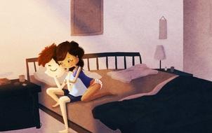 Bộ tranh: Hóa ra tình yêu chỉ đơn giản như thế này mà thôi!