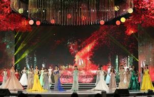 Với 1 đêm chung kết Hoa hậu cấp Quốc gia, khán giả được quyền xem những thứ đỉnh cao hơn thế này!
