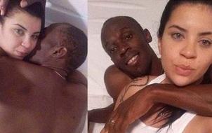 """Có bạn gái nóng bỏng, Usain Bolt vẫn tranh thủ """"lên giường"""" với cô sinh viên Brazil"""