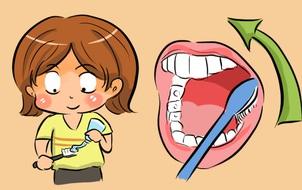 Hầu hết những cách chải răng chúng ta thường làm đều sai